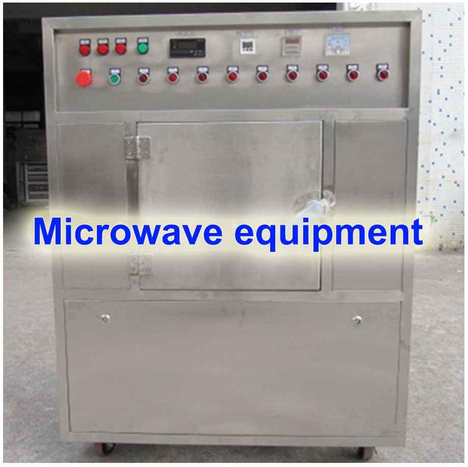 High Quality Stainless Steel Microwave Vacuum Oven