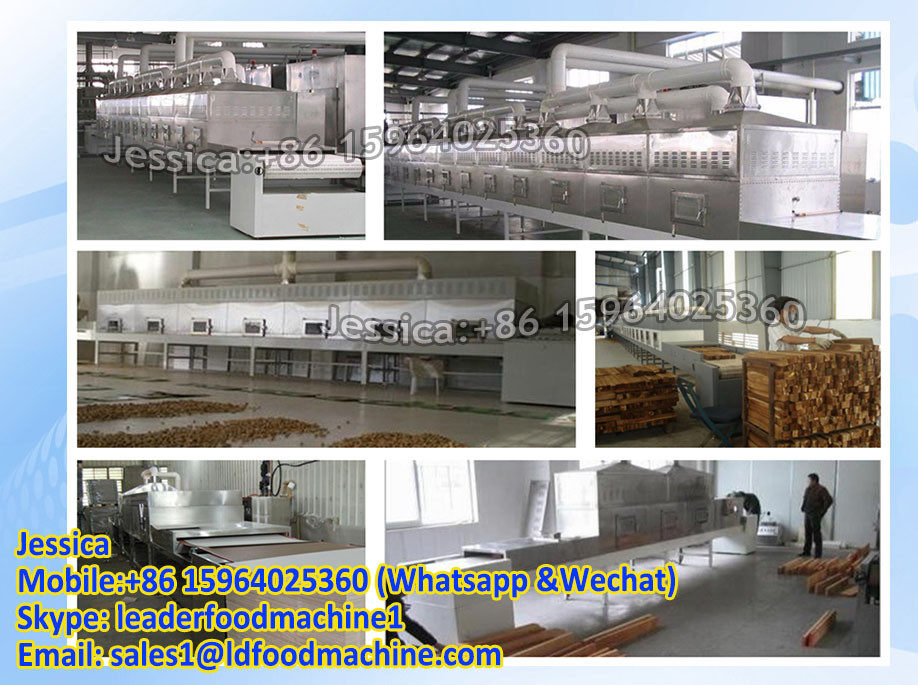 Coffee drinks microwave sterilization equipment