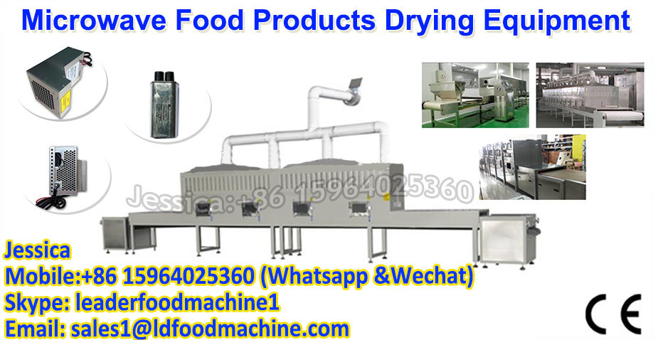 Drupe dry microwave sterilization equipment