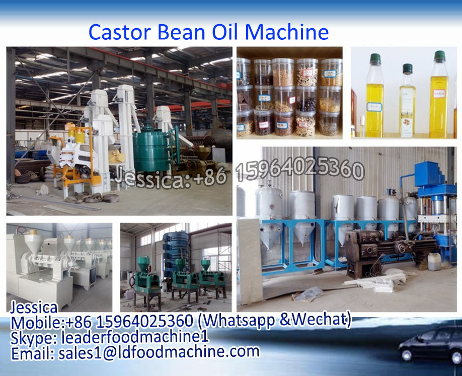 All type small scale edible oil refinery