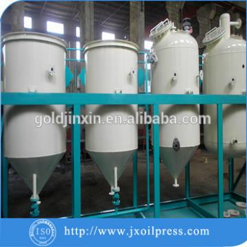Good performance refined soybean oil production machinery