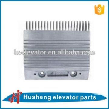 kone escalator comb Plate Escalator Aluminum Comb Plate,kone elevator comb plate