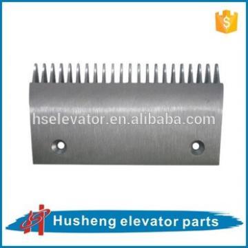 hyundai escalator comb Plate escalator step,hyundai comb plate