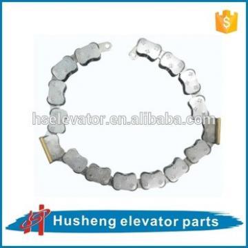 CNIM Escalator Handrail Chain , escalator chain wheel