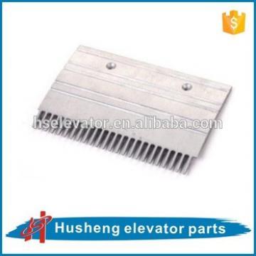 kone escalator comb Plate Escalator Aluminum Comb Plate,kone escalaotor comb plate