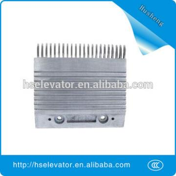 Escalator Aluminum Comb Plate for Kone Escalator parts