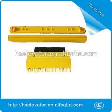 escalator comb plate middle, escalator comb floor plate
