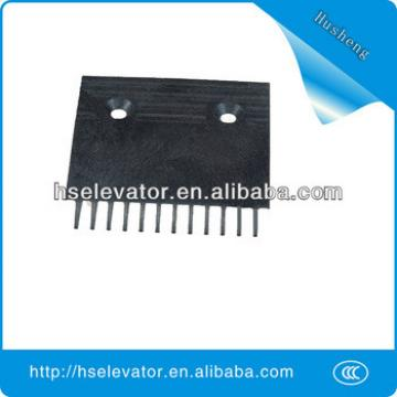 escalator comb plate EC-69 escalator yellow strip for escalator installation
