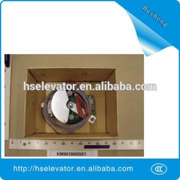 kone elevator traction motor KM247094