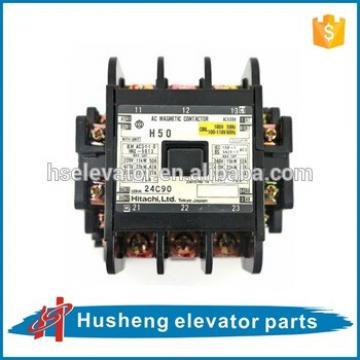 Hitachi elevator parts contactor H50 hitachi elevator contactor