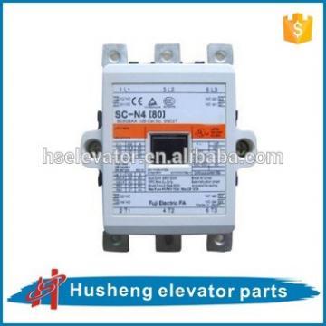 Fuji elevator contactor SC-N4(80) AC/110V elevator electrician
