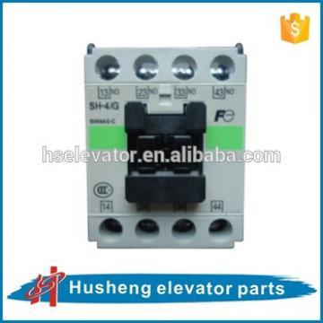 Fuji elevator contactor SH-4G DC/110V ,elevator electrician