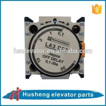 Hyundai time delay contactor block LA3DR2 elevator parts
