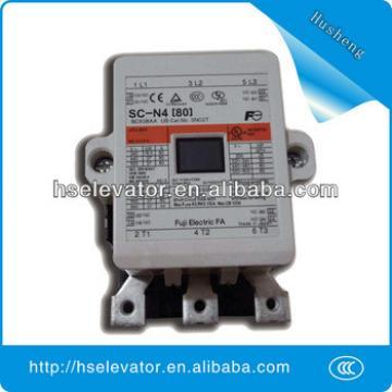 contactor for FUJI elevator SC-N4[80] fuji contactor