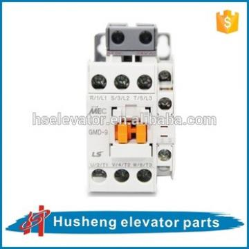 Elevator magnetic contactor GMD-9 types of contactor