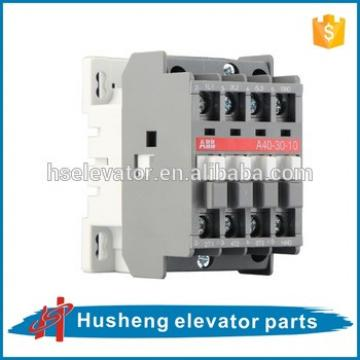Elevator parts contactor A40-30-01 elevator series, electrical contactor types