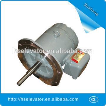 electric motor for elevators gears