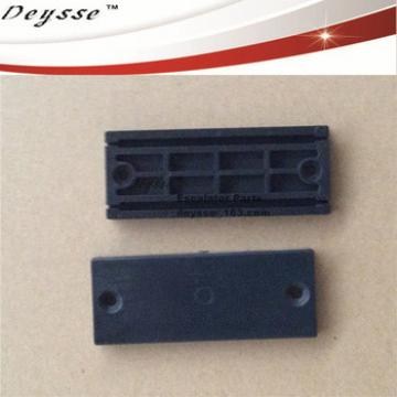 Steel strip sliding block for O-T-I-S Escalator Sparr Parts