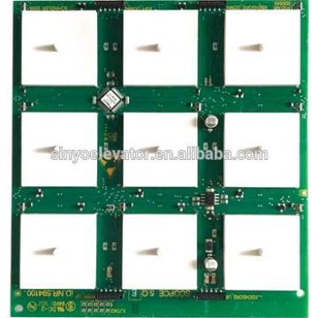 Schindler Elevator PC Board 594100