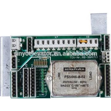 Schindler Elevator RB98A 153 V30 Inverter Power Supply PC Board 336564