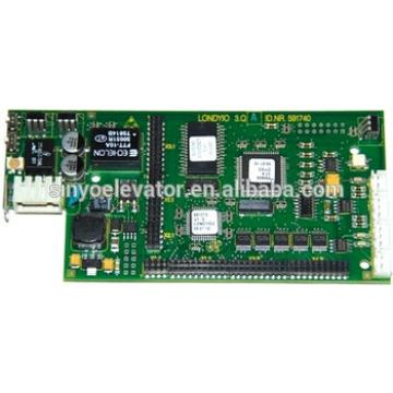 Schindler Elevator PC Board 591740