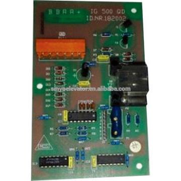 Schindler Elevator PC Board 182002