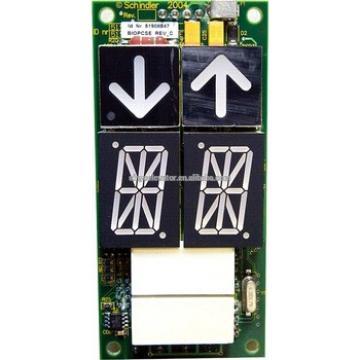 Schindler Elevator Display Board 51908047