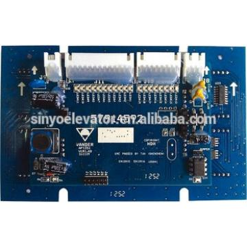 Schindler Elevator Display Board 57914592