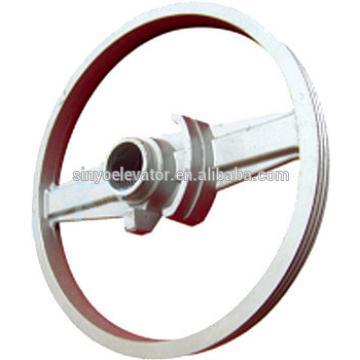 chindler Elevator Door Machine Crankwheel