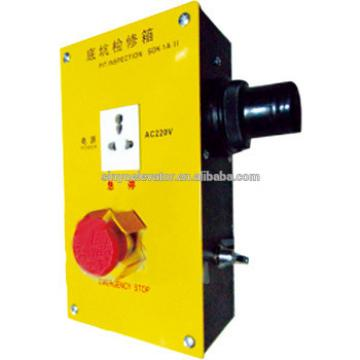 XiZi Pit Inspection Box For Elevator YK-1A-10