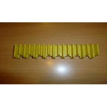escalator spare parts: DEMARCATION CLEATS CENTRE 3 SCREW