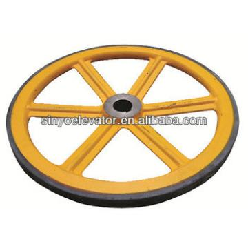 elevator spare parts: handrail driving wheel 587X30X50