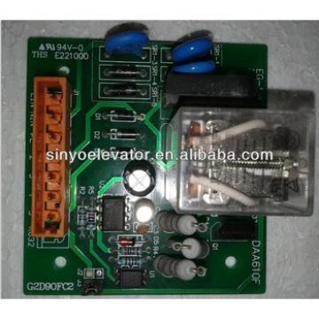 elevator circuit board: DAA610F