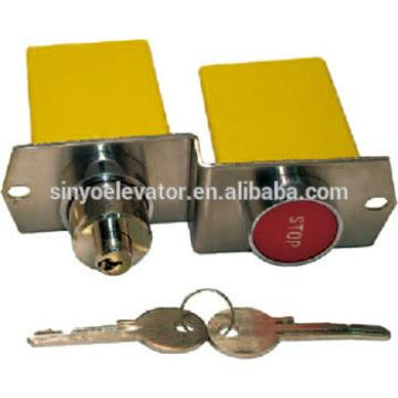 Thyssen Escalator Key Button Switch 17350002