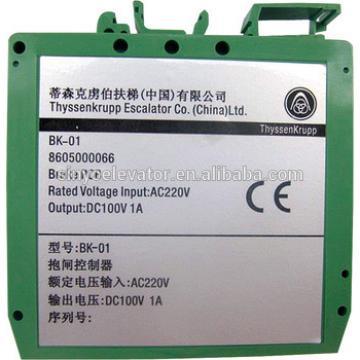 Thyssen Escalator Brake Voltage Regulation Borad 8605000066