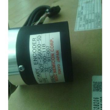 Hitachi Elevator Parts:Encoder NOF- S6000- 5D