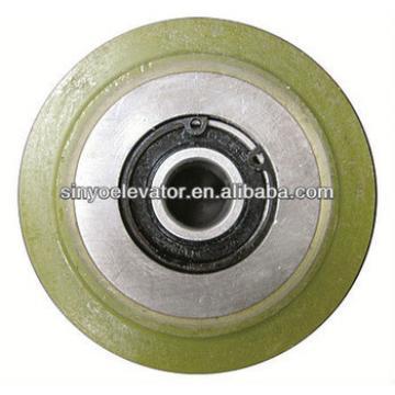 Hitachi Escalator Parts:Step roller 80*29 6202 Double Bearing ID:15