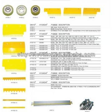 Hyundai Escalator Parts
