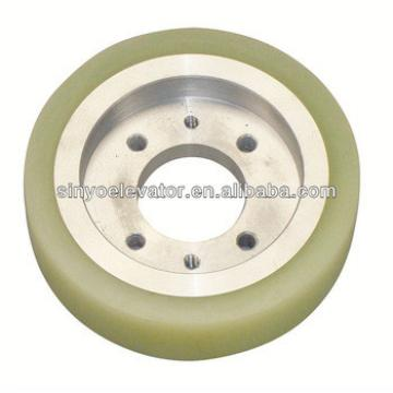 hyundai elevator parts:Driving Pulley 135*34 ID:44.8