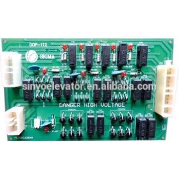 PC Board For LG(Sigma) Elevator DOP-112