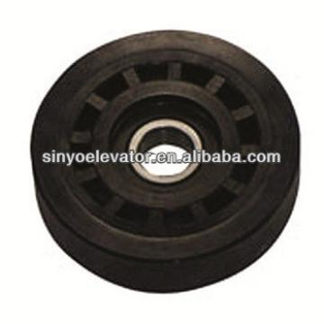 SJEC Escalator Parts: Roller 100*25 6204 ID:20