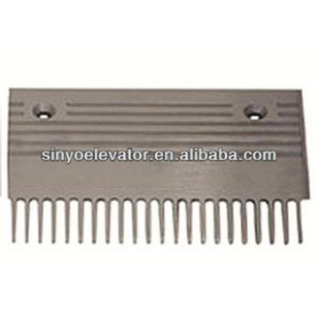 SJEC Escalator Parts: Aluminum Comb Plate PX12172