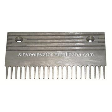 SJEC Escalator Parts: Aluminum Comb Plate