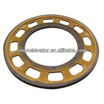LG-Sigma Escalator Parts:Friction Pulley 610*35 ID:45 Keyway:10
