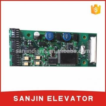 Toshiba elevator indicator PCB HID-100A