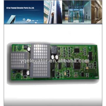 fuji elevator pcb IN79B fuji elevator parts, fuji elevator door parts