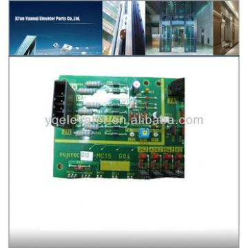 Fujitec elevator parts MC15 C113 elevator pcb suppliers