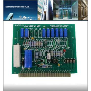 Montgomery Electronics Elevator Speed Control Board P-24170
