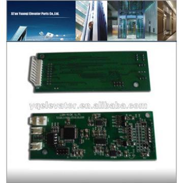 LG Elevator code disc LOA-410K lg elevator panel card