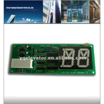 LG-sigma Elevator display board DCI-210